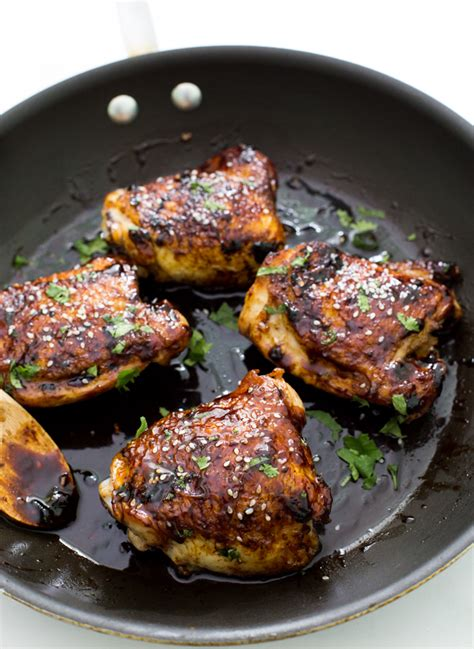 chicken thigh recipes how to cook chicken thighs with bone