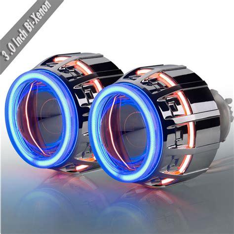 H7 Led Len Aliexpress Com Buy Ring Bi Xenon Projector Lens