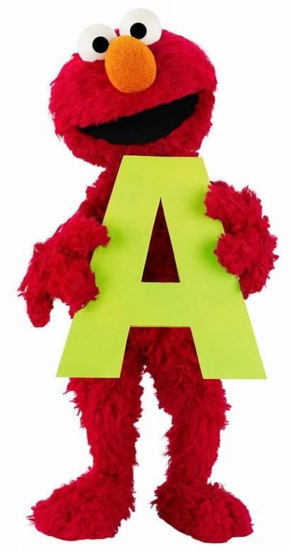 Elmo Sesame Street Clipart Clip Number Bird