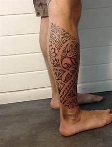 Tatouage Mollet Tribal : dermafolies inkin ~ Farleysfitness.com Idées de Décoration