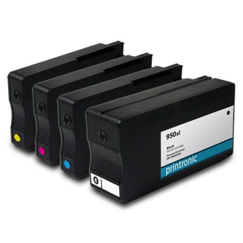 Tinta Hp 950 Black Original 4pk ink cartridges hp 950xl hp 951xl for officejet pro