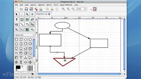diagram editor  graphics design macfncom
