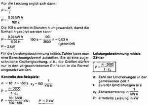 Stromkreis Berechnen : leistung einfach messen ersatzteilversand reparatur ~ Themetempest.com Abrechnung