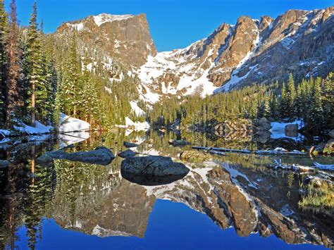 rocky mountain national park colorado gipfel