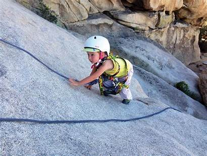 Climbing Rock Kid Age Coates Magazine Joshua