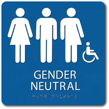 Gender Neutral Bathroom Signs by Gender Neutral Bathrooms Signs Bathroom Design Ideas