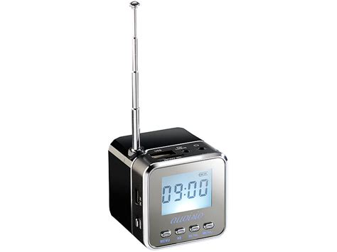 Stationen Fuer Mp3 Player by Auvisio Produkte Outdoor Baustellen Radio