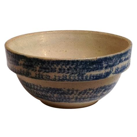 pottery mixing bowls vintage ceramic pottery mixing