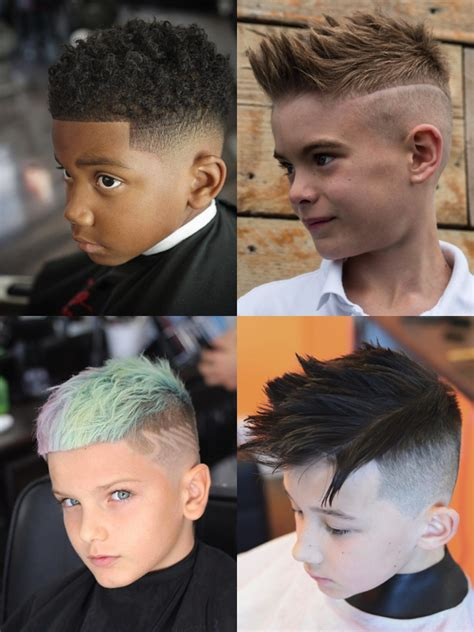 Fade For Kids: 24 Cool Boys Fade Haircuts Men's Hairstyles
