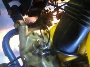 How To Remove The Carburetor On An Lt80    Kfx80