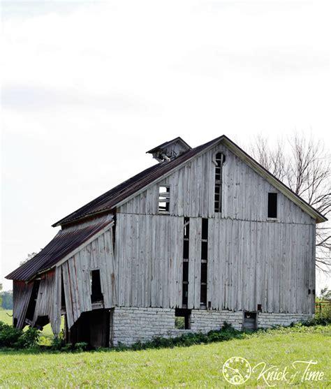This Old Barn's For You! Old Barn Photograph Printable