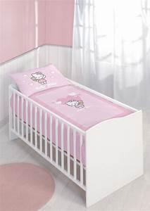 Couette Lit Enfant : parure housse de couette hello kitty alice pour lit b b ~ Teatrodelosmanantiales.com Idées de Décoration