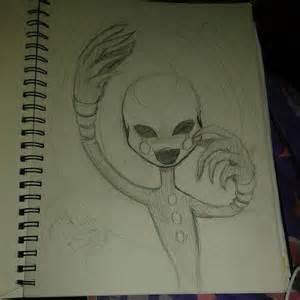 F-NaF Puppet Drawings