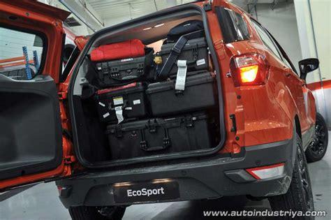 reasons   ford ecosport   ideal urban warrior
