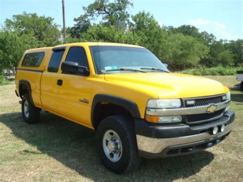 Purchase Used 2001 Chevy Duramax 2500 Crew Cab Diesel 606l