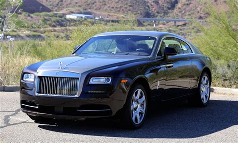 2018 Rolls Royce Wraith First Drive Review