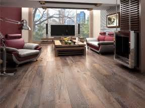 when to use engineered wood floors