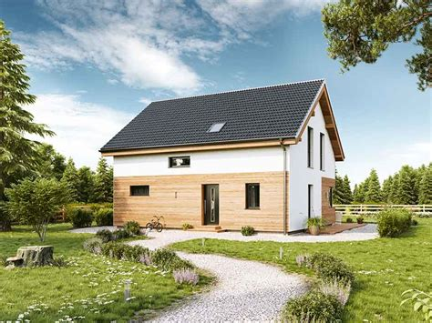 Prefabricated Houses From Vario-haus