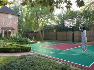 Backyard Basketball Courts in Austin – Sport Court® of Austin
