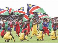 Namibia Grown up after a generation into independence
