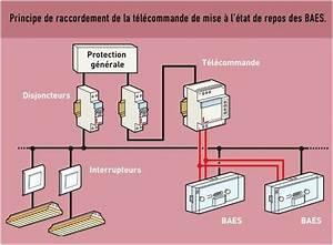 Bloc De Secours Legrand : schema installation bloc de secours ~ Edinachiropracticcenter.com Idées de Décoration