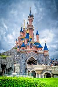 Disneyland Castle Paris France