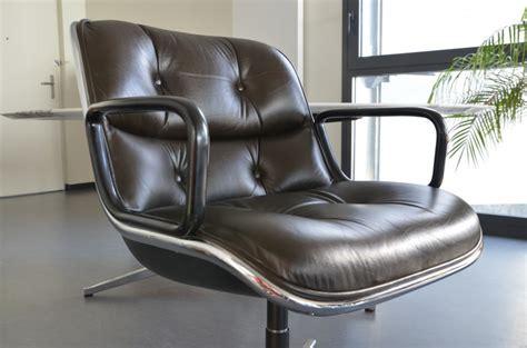 fauteuil bureau knoll contraste