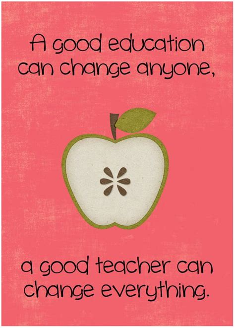 Inspirational Teacher Quotes Quotesgram