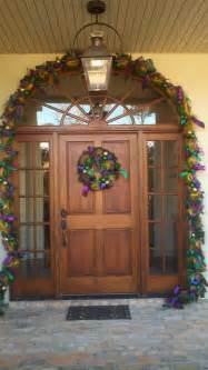 items similar to pre lit mardi gras garland from new