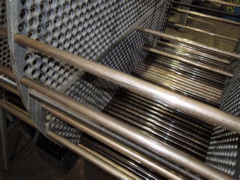 tubing services national heat exchange
