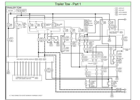 nissan frontier trailer wiring diagram somurich