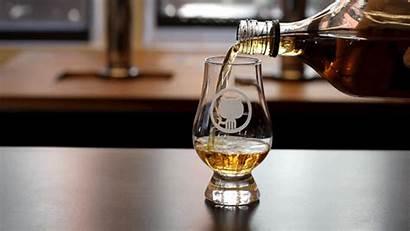 Whiskey Glass Into Poured Gifrific