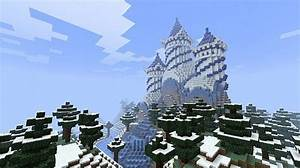 Avatar the Last Airbender Air Temple Minecraft Project
