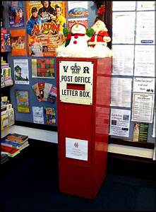 filemalvern tourist information in december 2010 letters With letters to santa post box