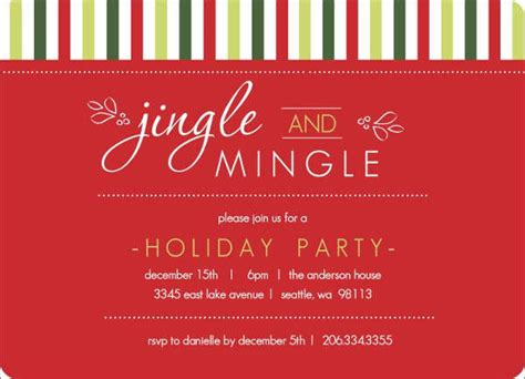 christmas party announcement for work 13 work dinner invitations word psd publisher free premium templates