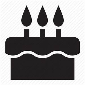 Birthday, cake icon   Icon search engine