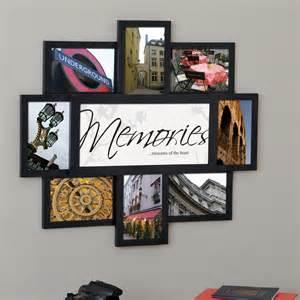top wedding registries felicite 8 memories frame collage wall frame at hayneedle