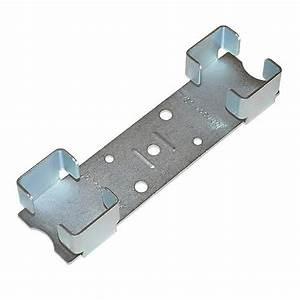 512090 split stud floor bracket johnsonhardwarecom With barn door floor bracket