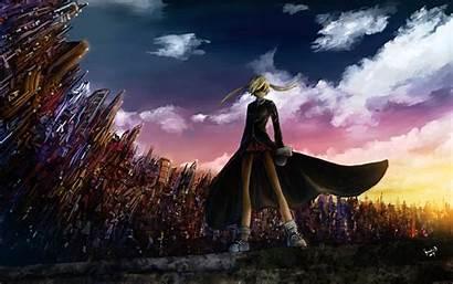 Soul Eater Maka Anime Albarn Wallpapers Desktop