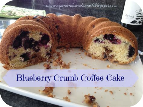 How to make blueberry coffee cake. Life {R+S}: Blueberry Crumb Coffee Cake