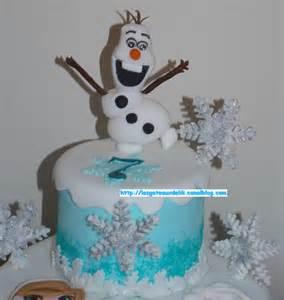 la reine des neiges avec recette explications etc design bild