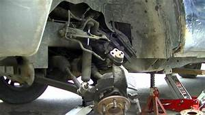 2001 Dodge Dakota Axle Replace