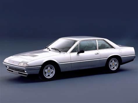 Ferrari 412 Specs  1985, 1986, 1987, 1988, 1989