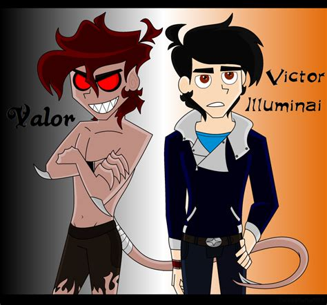 New Detailed Dp Oc Victor Illuminai Valor By