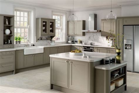 Tullymore Style Kitchen