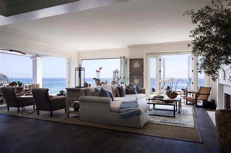 east coast meets west coast   california beach house