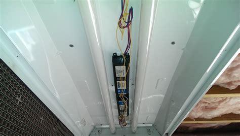 fluorescent ballast replacement