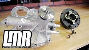 How To Install 302  351 Mustang Timing Cover  U0026 Water Pump