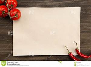 Vegetarian Menu Card For Indian Restaurant. Vector ...