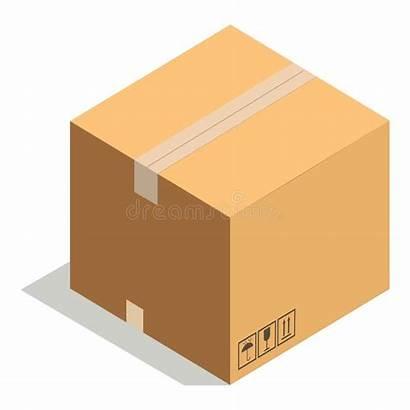 Icon Package Carton Delivery Cartone Cardboard Karton